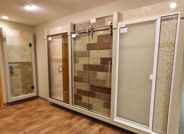 shower door enclosures department - Glass Enclosures