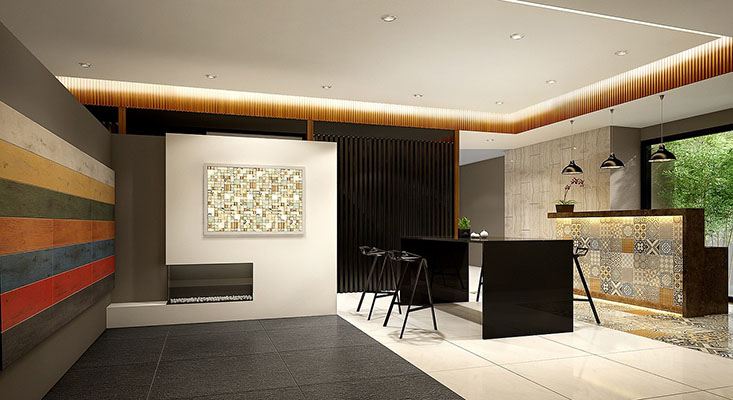 Wall Covering Wall Paper Residential Commercial 2